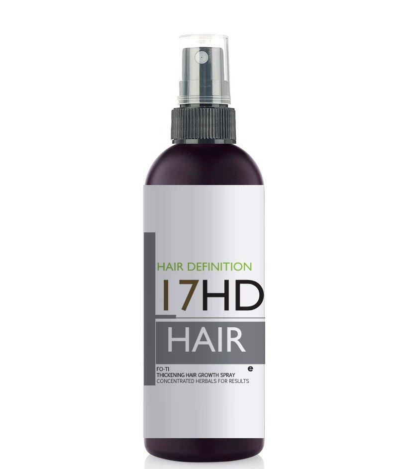 He Shou Wu Extra Strength Chinese Hair Growth Spray