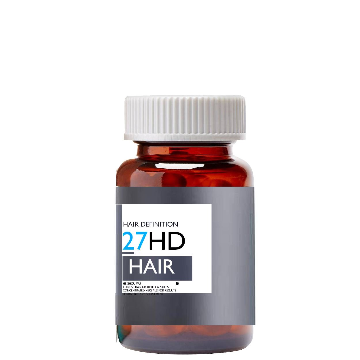He Shou Wu Chinese Super Hair Growth Capsules