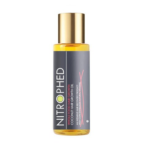 Nitrophed Coconut Hair Growth Oil