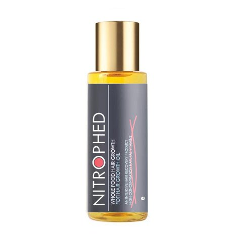 Nitrophed Fo-Ti Hair Growth Oil