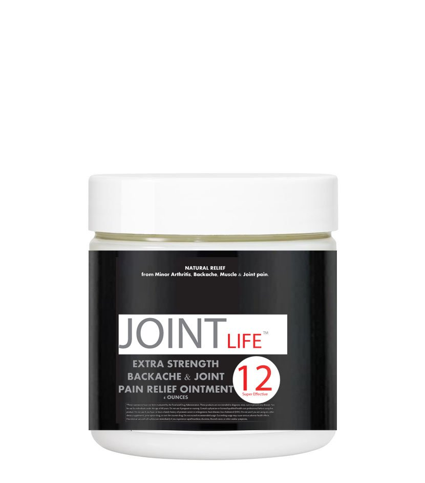 Ultra Strength Backache  & Joint Pain Relief Ointment