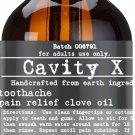 Cavity-X Toothache Clove Oil