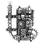 010307717 - Ork Dreadnought Engine
