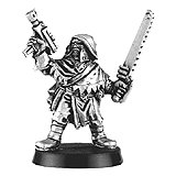 059900111 - Cawdor Leader with Autopistol and Chainsword