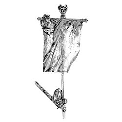 020211404 - Empire Greatsword Banner Arm