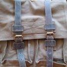 """Men's Shoulder Bag, Berchirly Vintage Military Men Canvas Messenger Bag for 13"""""""