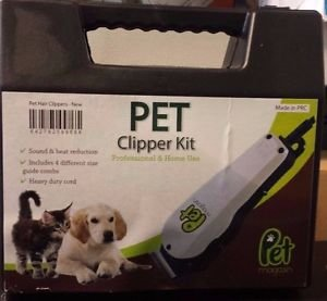 Pet Magasin Dog Electric Grooming Clippers Set