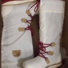 Sorel Women's Sorel '88 NL1708 Boot White 9 M US