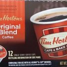 Tim Hortons Single Serve Coffee - Original Blend - 72 Count