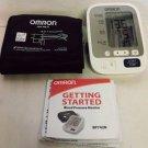 Used Omron 5 Series Upper Arm Blood Pressure Monitor - BP742N