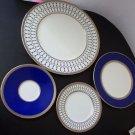 Wedgwood Renaissance Gold 4 Piece Dinnerware Set