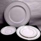 Waterford Fine China Padova 4-Piece Place Setting - Service for 1 - White