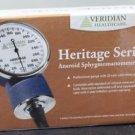 Veridian 02-1072 Aneroid Sphygmomanometer - Large - Adult