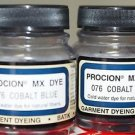 (2 Pack) Procion Dye Cobalt Blue Ink 2/3 oz. each