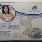 Rumble Tuff Single Electric Breast Pump Easy Express