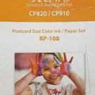CANON RP-108 High-Capacity Color Ink/Paper Set Ink