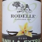 Rodelle Pure Vanilla Extract, 8 oz (Pack of 12)
