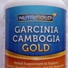 Nutrigold - Garcinia Cambogia Extract 100% Pure - 180 Capsules