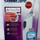 Used Philips Sonicare HX8331/11 Airfloss Pro Rechargeable Electric Flosser