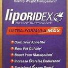 Liporidex MAX - Dietary Supplement - Ultra-Formula MAX - 72 Capsules