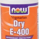 Now Foods - Dry E-400, Veg-Capsules, 100-Count