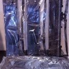 4 Pack of Genuine EPSON S015091 Printer Ribbon, Nylon - Black