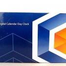 Hurrah Extra-Large Memory Loss Digital Calendar Day Clock w/ Non-Abbreviated Day
