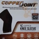 CopperJoint Copper Knee Sleeve, XL