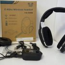 HUHD 2.4Ghz Optical Wireless Gaming Headset HW-398M (USED)