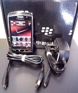 Used Blackberry 9530 Storm - Unlocked GSM Carrier