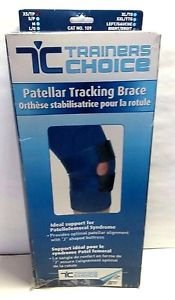 Trainer's Choice Knee J-Brace - Right - X-Small