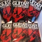 9 Pack Hal Leonard Guitar Tab Method Songbook Book/CD