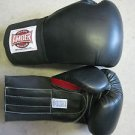 Amber Professional Boxing Gear 16oz MFG Hook and Loop Training Gloves