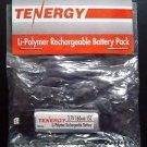Tenergy 3.7V 160mAh 15C LiPo Batteries for Micro Helicopters E-flite MSR SR BMCX