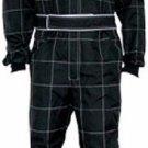 K1 Race Gear 10003014 Black XXX-Small Level 1 Karting Suit