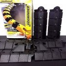 "UltraTech Ultra-Sidewinder 1802 Cable Protection System w/ Endcaps 40"" Long"