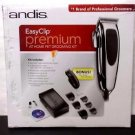 Used Andis Easy Clip Premium At Home Pet Grooming Kit - PM-4