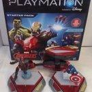 Used Playmation Marvel Avengers Starter Pack Repulsor