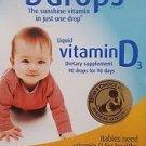 (Pack of 2) Baby Ddrops 400 IU, 90 Drops