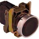 Schneider Electric XB4BP21 NonIllum Clear Boot Black Extended