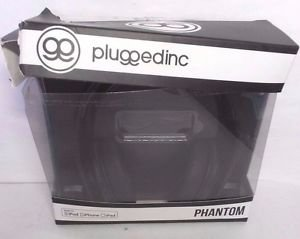 Plugged Inc. CS-PHA GS1213 by Crown - Headphones w/ Microphone - Black