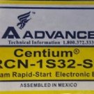 ADVANCE Centium RCN-1S32-SC Electronic Lamp Ballast
