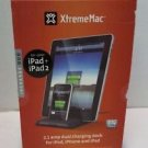 XtremeMac IPU-ID2-11 InCharge Duo for iPhone/iPod/iPad 30 Pin Dock