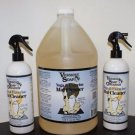 2 Pack Organic Yoga and Exercise Mat Cleaner Spray 16 oz Each & 1 Gal. Refill