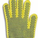 12 Pk Ansell GoldKnit 70-340 PVC Gloves Knitted Coated on Kevlar Liner Medium-7