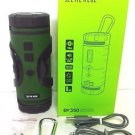 See Me Here - BV350 6w Sports Outdoor Portable Bluetooth Speakers - Green
