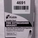 6 Pack Kidde 420119 Fire Extinguisher Metal Bracket for 5-Lbs Fire Extinguisher