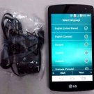 Used LG Tribute LS660 Android - Virign Mobile - Black & White - Clean ESN