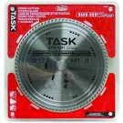"Task Tools T22415 12-Inch Hard Body Carbide Saw Blade Cross-Cutting 1"" Arbor"