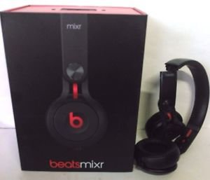 Beats Mixr On-Ear Headphone - Black - Parts or Repair